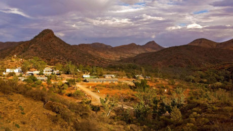 Arkaroola, Flinders Ranges - Air Safaris International