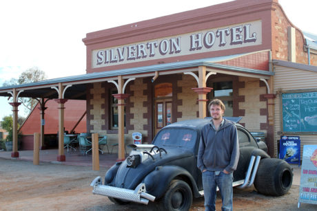 Silverton Hotel - Broken Hill - Air Safaris International