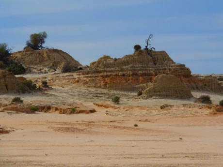 Lake Mungo National Park, NSW