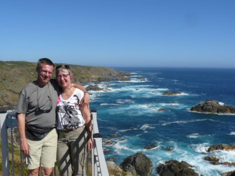 King Island, Tasmania: Air Safaris International