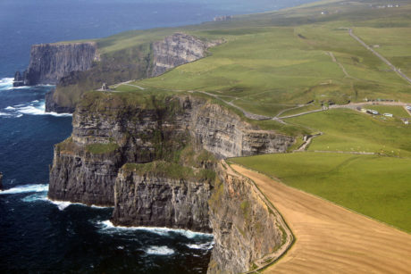 Irish Coast: Air Safaris International