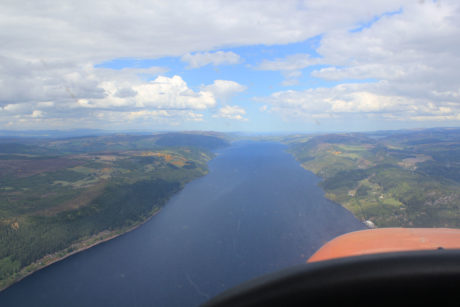 Loch Ness: Air Safaris International