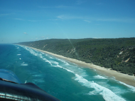 Fraser Island: Air Safaris International
