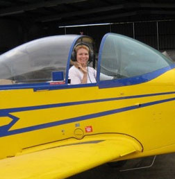 Marilyn Anderson: Air Safaris International Pilot
