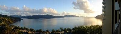 Coral Sea from Hamilton Island