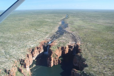 King George Falls, the Kimberley