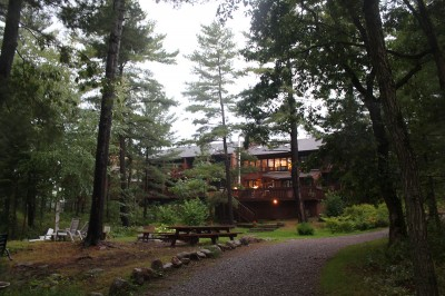 Lodge at Lake Buckhorn