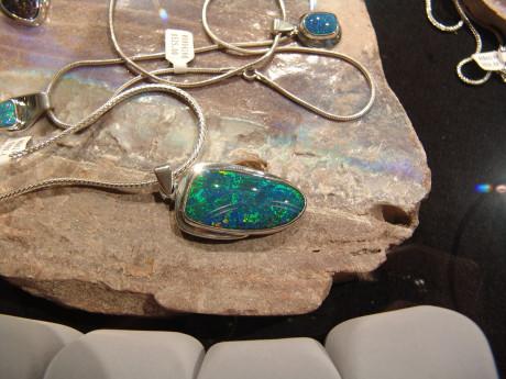 Coober Pedy opals