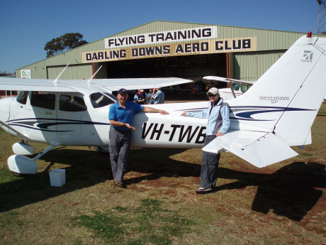 Flying Training - Darling Downs Aero Club